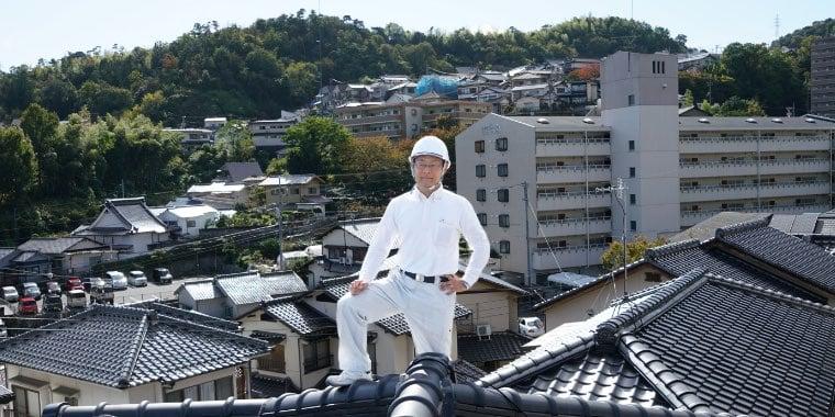 広島の屋根といえば伊名波。(イナバ)と読みます。広島の屋根やさんとして1番を目指しています。電話番号と車のナンバーにも注目してください。さりげない数字にもこだわりを見せたいですね。そういう感性って隠そうとしても伝わりますよね。このAltタグのように。